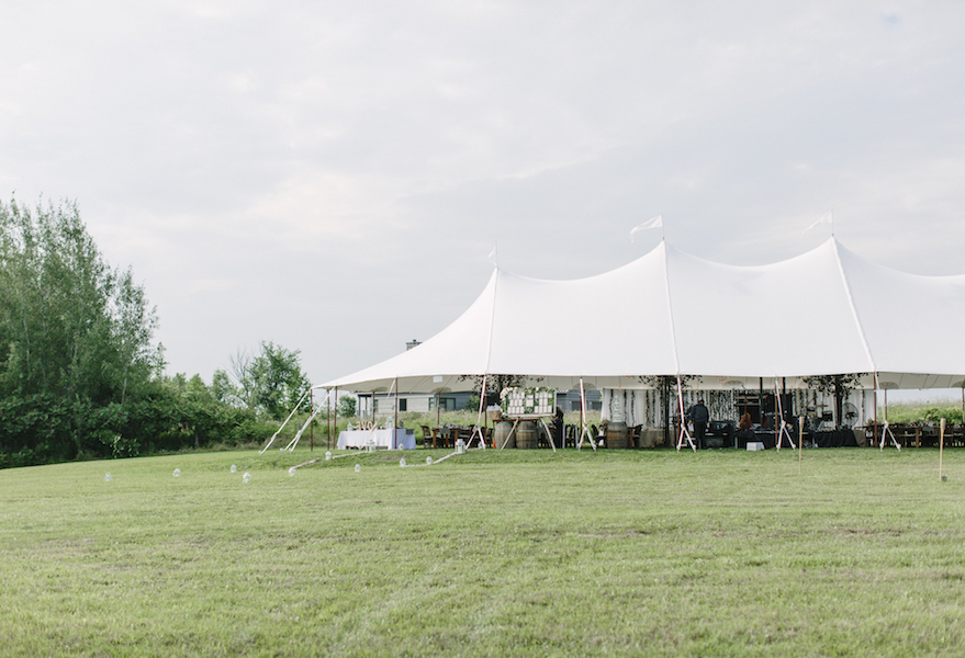 End of Stillwater - Happenings Party Rentals