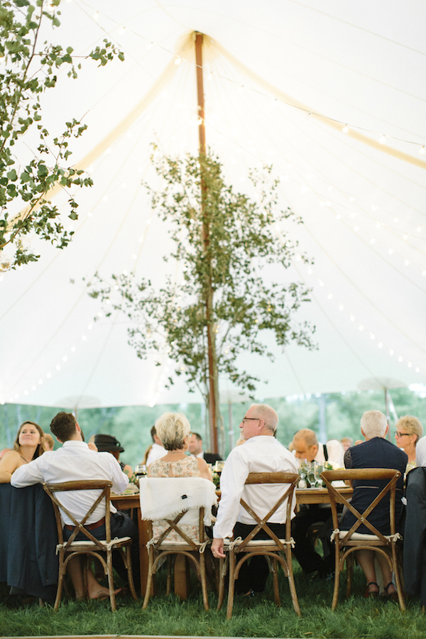 Happenings Party Rentals - Stillwater, Crossbacks, Harvest Tables