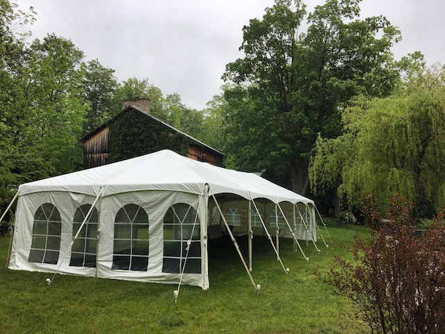 Happenings Party Rentals 20X50 Frame Tent