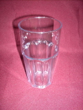 Rental store for Acrylic Large Beverage Glass 20oz in Collingwood ON