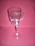 Rental store for Acrylic Wine Glass 12oz in Collingwood ON