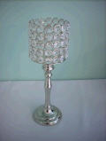 Rental store for Crystal Tea Light Holder 10 1 2 in Collingwood ON
