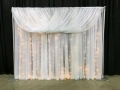 Rental store for Back Drop Sheer drapery 30 PKG in Collingwood ON