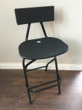 Rental store for Black Folding Bar Stool in Collingwood ON