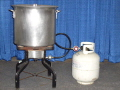 Rental store for Propane Burner, Pot   Basket in Collingwood ON