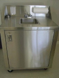 Rental store for Hand Wash Sink Station in Collingwood ON