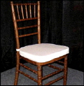 Rental store for Chivari Chair Fruitwood in Collingwood ON