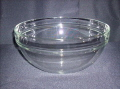 Rental store for Clear Glass Bowl - 12 in Collingwood ON