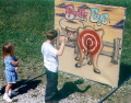 Rental store for Bulls Eye Game in Collingwood ON