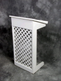Rental store for White Lattice Podium 42  x 23 in Collingwood ON