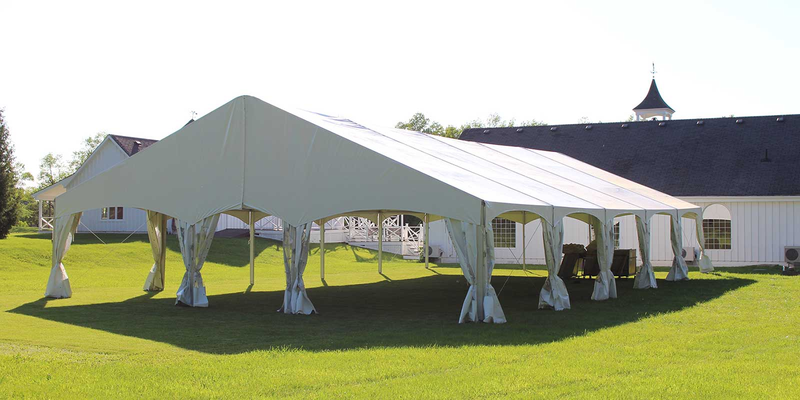 Tent Rentals in the Georgian Triangle