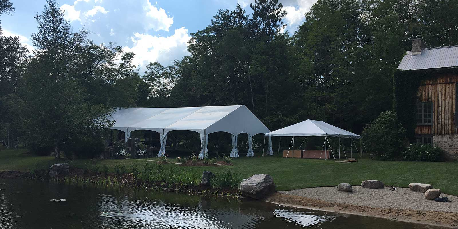 Tent Rentals in Southern Ontario